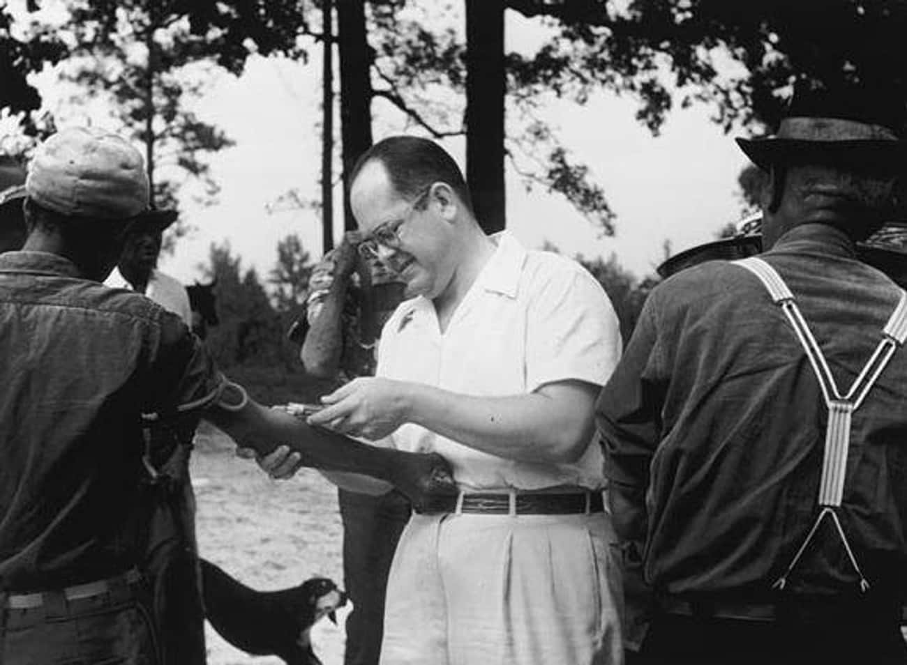 It Began When Syphilis Started is listed (or ranked) 1 on the list The True Story Of The Government's Horrific Tuskegee Syphilis Experiments On US Citizens