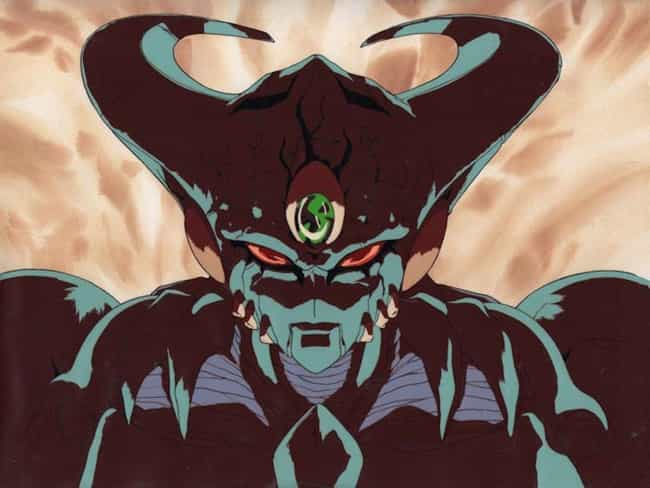Genocyber is listed (or ranked) 1 on the list 13 Shockingly Violent OVAs From The '80s And '90s