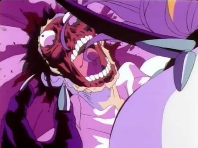 Apocalypse Zero is listed (or ranked) 4 on the list 13 Shockingly Violent OVAs From The '80s And '90s