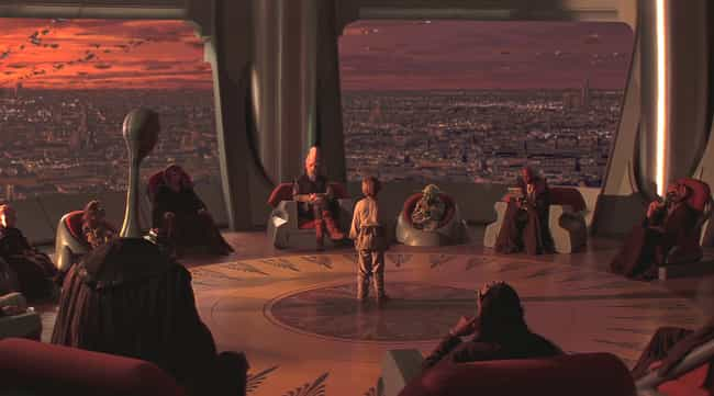 The Council Is Run By Closed-M... is listed (or ranked) 4 on the list The Jedi Are Actually The Biggest Villains In Star Wars, And They Don't Even Try To Hide It