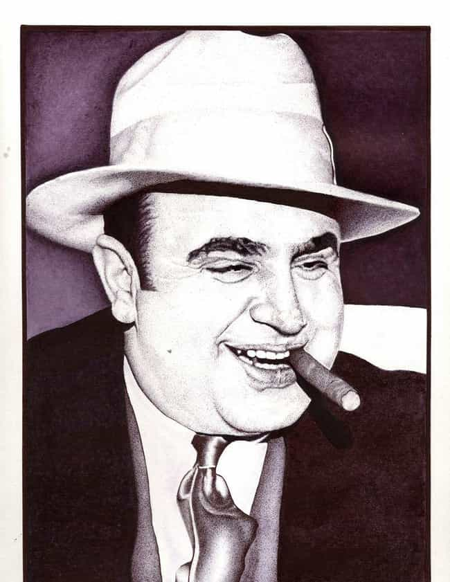 """He Was Embarrassed By It And R... is listed (or ranked) 2 on the list Al Capone's Brain Was Rotted By Syphilis To The Point Where He Was """"Functionally A 12-Year-Old"""""""