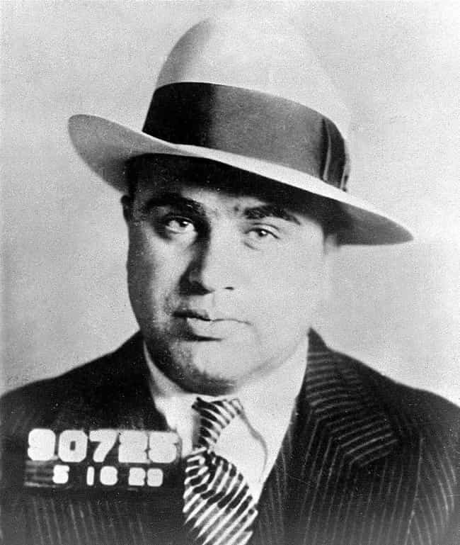 He Was Embarrassed By It... is listed (or ranked) 2 on the list Al Capone's Brain Was Rotted By Syphilis To The Point Where He Was 'Functionally A 12-Year-Old'