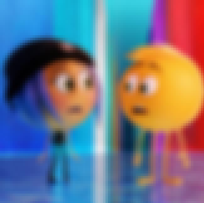 We Have to Get Through This is listed (or ranked) 2 on the list The Emoji Movie Quotes