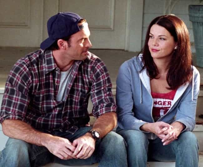 Lauren Graham & Scot... is listed (or ranked) 3 on the list 12 TV Couples Who Absolutely Hated Each Other In Real Life