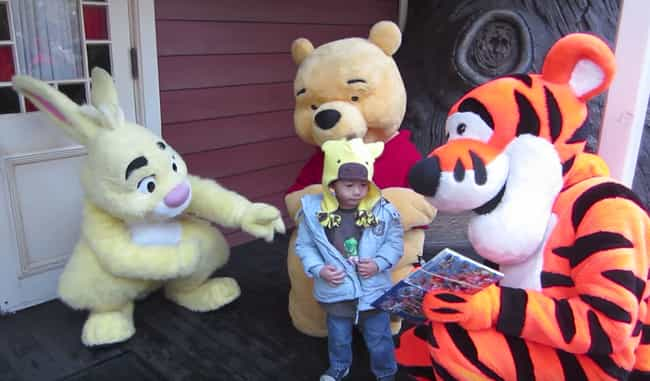 Code Pooh is listed (or ranked) 4 on the list Disneyland Cast Members Reveal What Really Goes Down Behind The Scenes