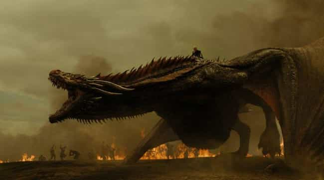 The Ice Dragon Could Be Melted... is listed (or ranked) 2 on the list Everything George R. R. Martin Has Told Us About The Ice Dragon And Its Powers