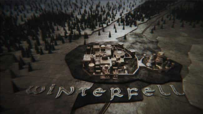 Is The Lake Outside Winterfell... is listed (or ranked) 3 on the list Everything George R. R. Martin Has Told Us About The Ice Dragon And Its Powers