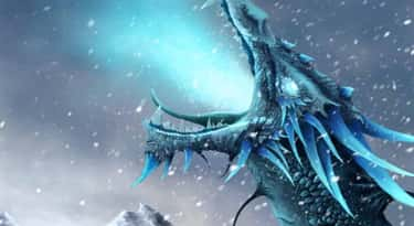What's George R. R. Martin's I is listed (or ranked) 1 on the list Everything George R. R. Martin Has Told Us About The Ice Dragon And Its Powers