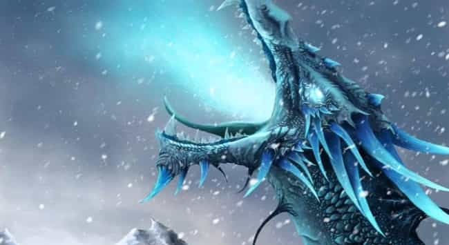 What's George R. R. Martin's I... is listed (or ranked) 1 on the list Everything George R. R. Martin Has Told Us About The Ice Dragon And Its Powers