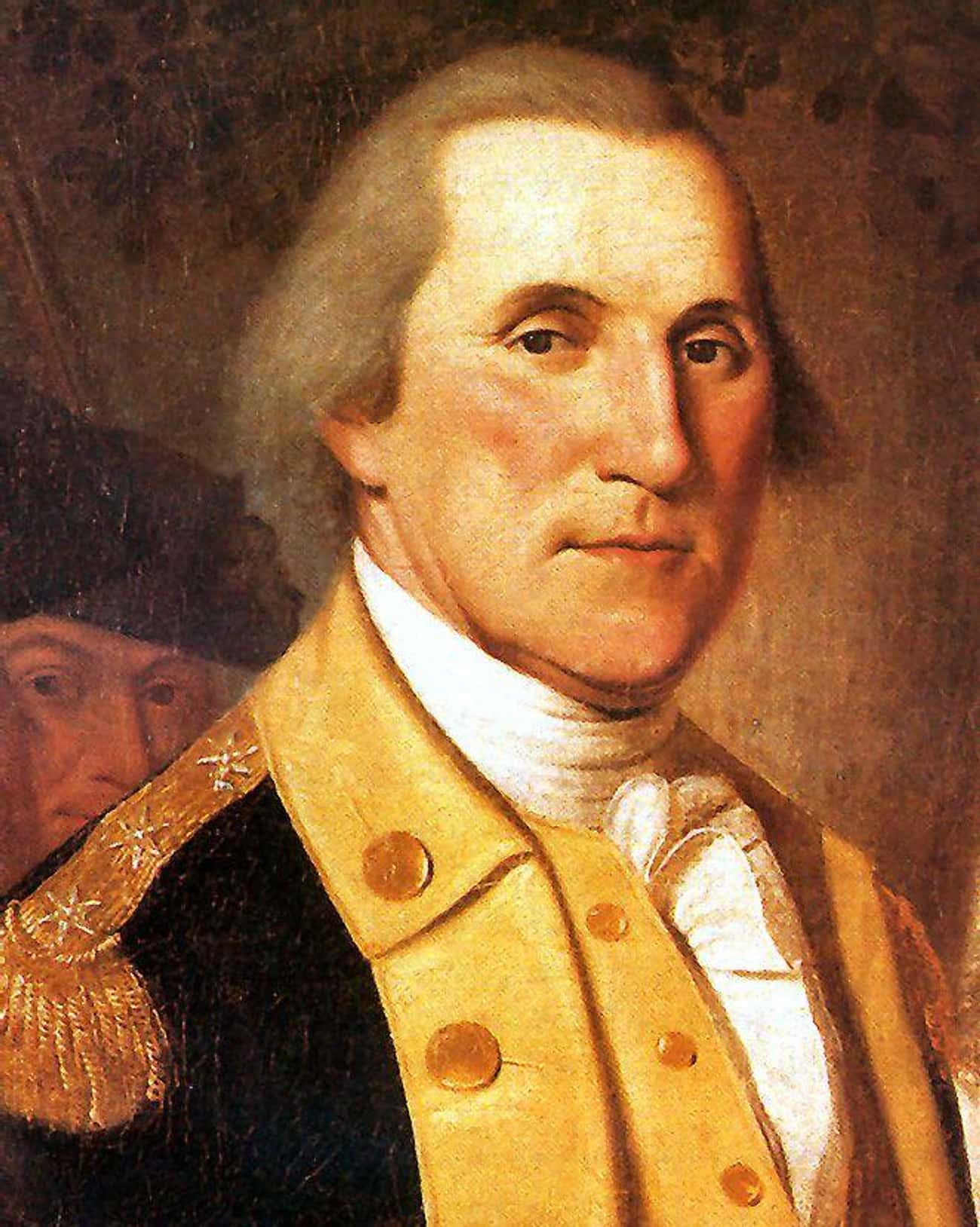 George Washington Had Sliced T is listed (or ranked) 1 on the list Weird And Disgusting Foods The Founding Fathers Ate