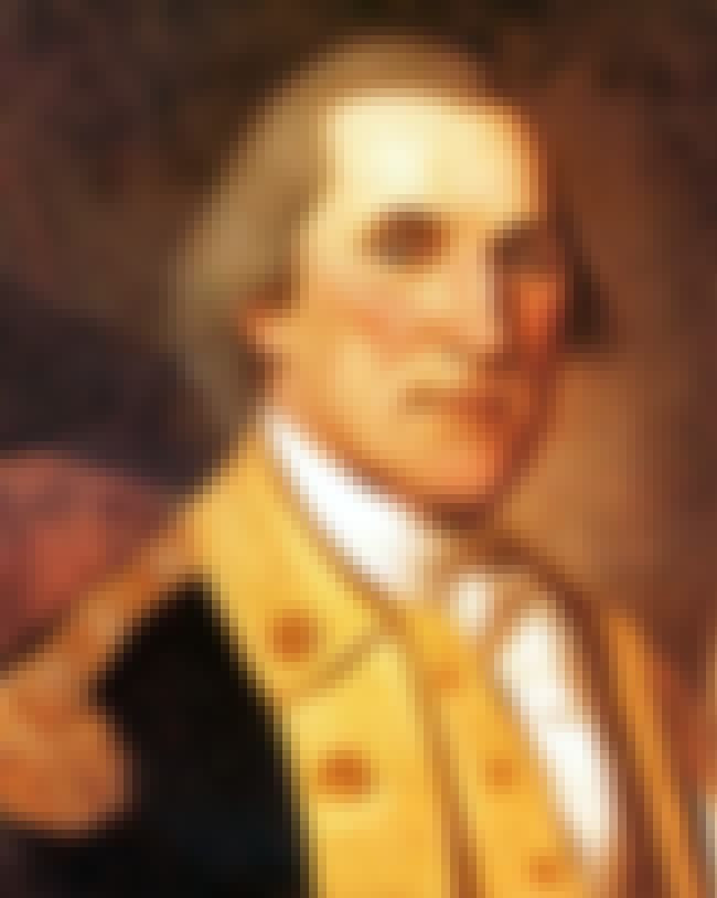 George Washington Had Sliced T... is listed (or ranked) 2 on the list Weird And Disgusting Foods The Founding Fathers Ate