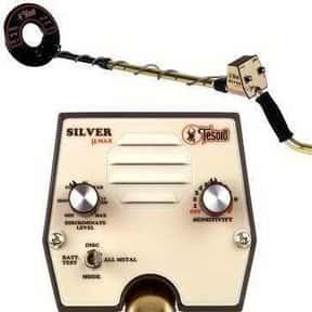 Tesoro Silver U Max Metal Detector