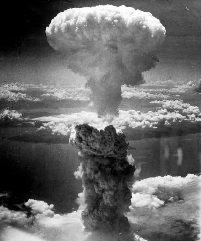 Nagasaki Wasn't The Initial Ta... is listed (or ranked) 4 on the list The Full-Resolution Photo of The Nagasaki Mushroom Cloud Is Breathtaking