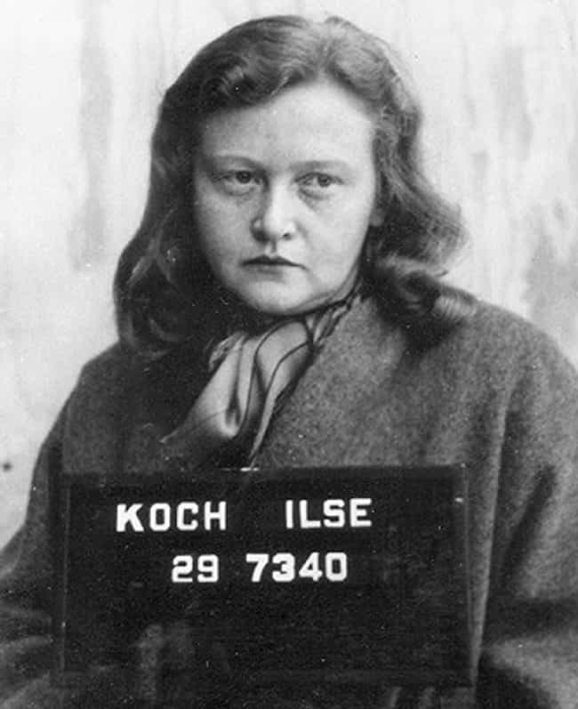 She Loved Taunting Priso... is listed (or ranked) 3 on the list The Female Concentration Camp Guard So Depraved Even The Nazis Arrested Her