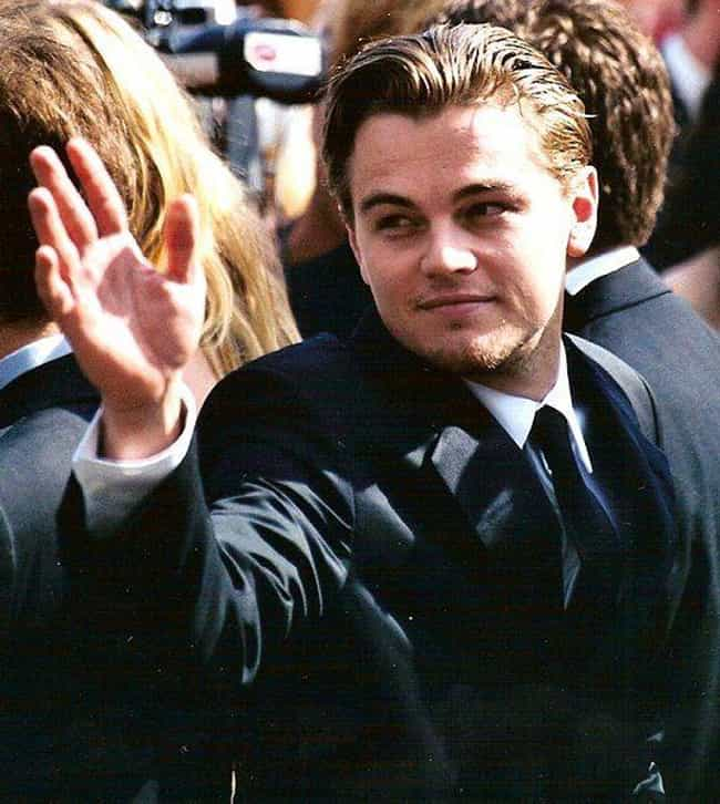 DiCaprio May Have Propos... is listed (or ranked) 2 on the list Stories From Leonardo DiCaprio's 'Pussy Posse,' The '90s Boy Gang Who Wreaked Havoc In Hollywood