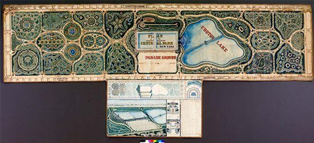 John Rink's Plan Was Almos is listed (or ranked) 1 on the list The Original, Rejected Designs For New York's Central Park Were Absolutely Insane