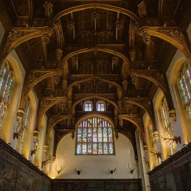 King Henry VIII Had Taps For Hot And Cold Water
