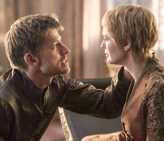 Jaime Lannister Might Ki... is listed (or ranked) 2 on the list All The Ways Cersei Lannister Could Die, And Who Would Do It