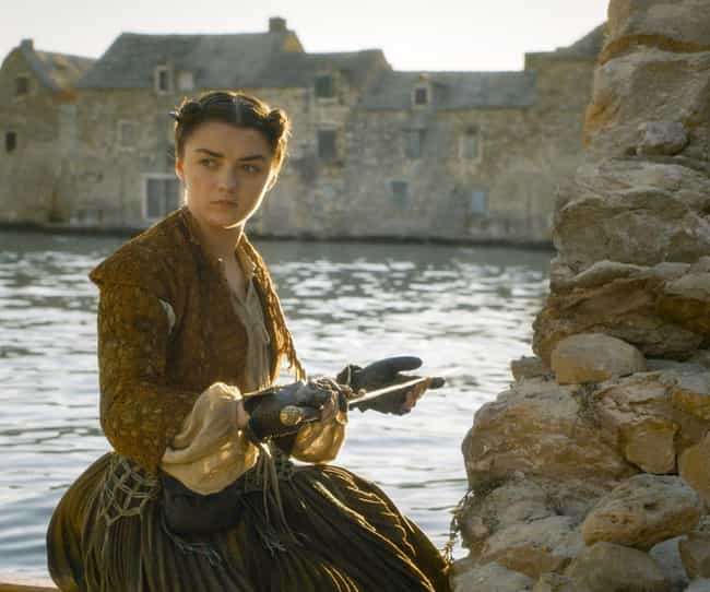 Arya Stark Could Cross C... is listed (or ranked) 3 on the list All The Ways Cersei Lannister Could Die, And Who Would Do It