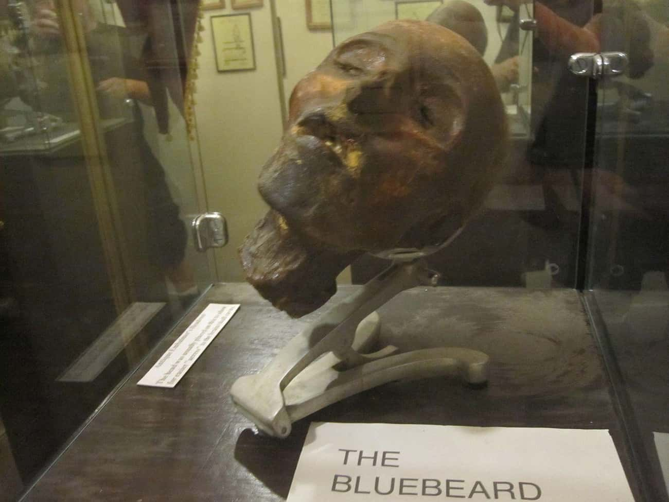 The Severed Head Of Henri Land is listed (or ranked) 2 on the list Some Of The Most Macabre And Disturbing Items On Display At The Museum Of Death In Hollywood