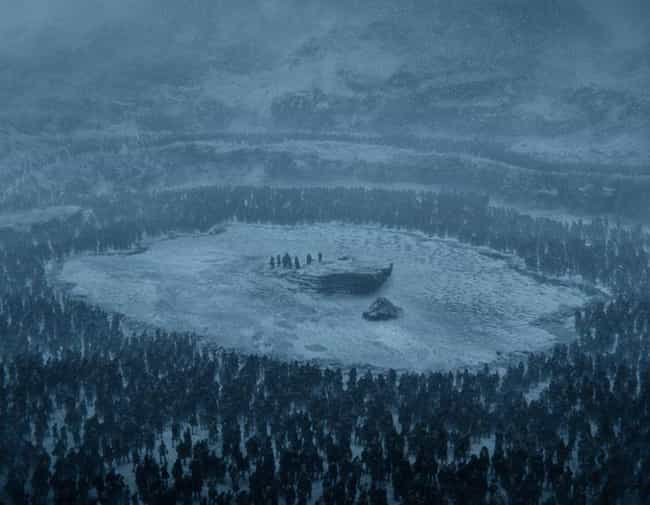 Why Did The Night King W... is listed (or ranked) 1 on the list This Fan Theory About The Night King And His New Dragon Is Blowing Up On Reddit