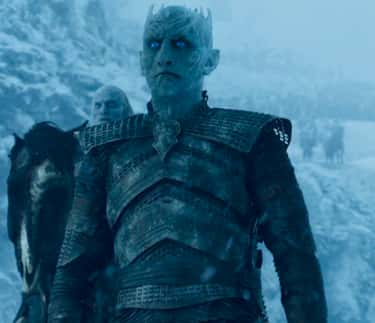 The White Walkers Never Showed A Hint Of Surprise At The Dragons
