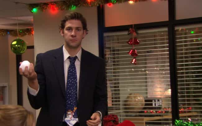 Jim Is Impulsive And Pro... is listed (or ranked) 4 on the list Jim Cheated On Pam On 'The Office' And There's Plenty Of Evidence To Prove It