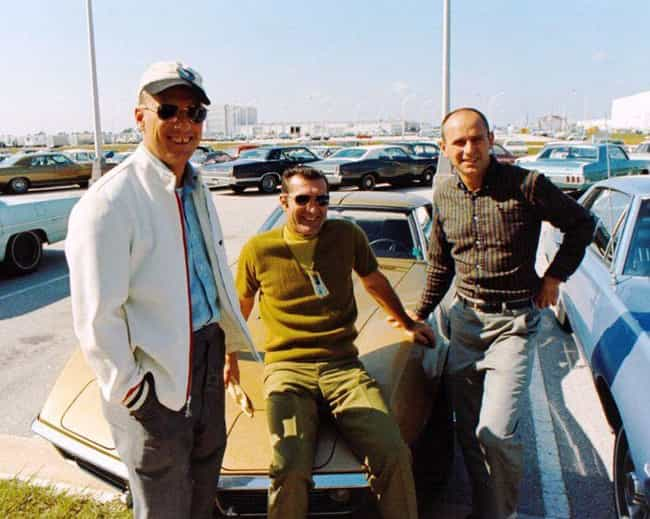 Pete Conrad, Dick Gordon, And ... is listed (or ranked) 2 on the list Vintage Pictures Of US Astronauts Hanging Out Being Chill As Hell