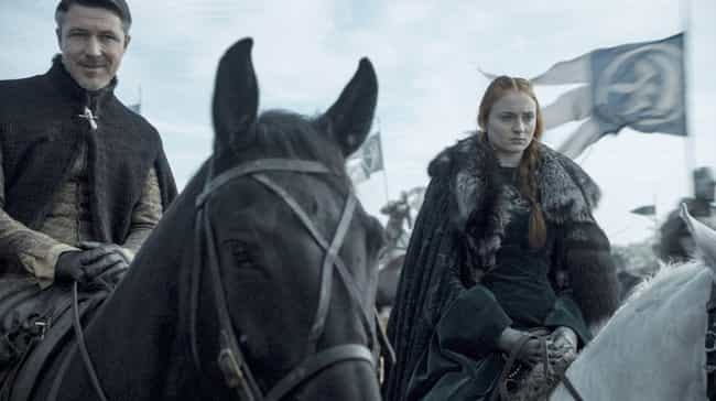 Maybe Everyone's Playing... is listed (or ranked) 4 on the list The Internet Is Utterly Baffled, But We Know Why Sansa Sent Brienne To King's Landing
