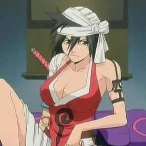 Kuukaku Shiba is listed (or ranked) 6 on the list The Best Amputee Anime Characters