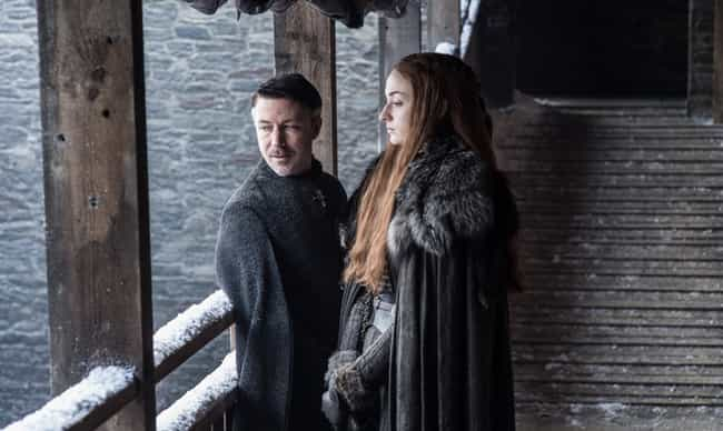 Sansa's Protecting Arya ... is listed (or ranked) 3 on the list The Internet Is Utterly Baffled, But We Know Why Sansa Sent Brienne To King's Landing