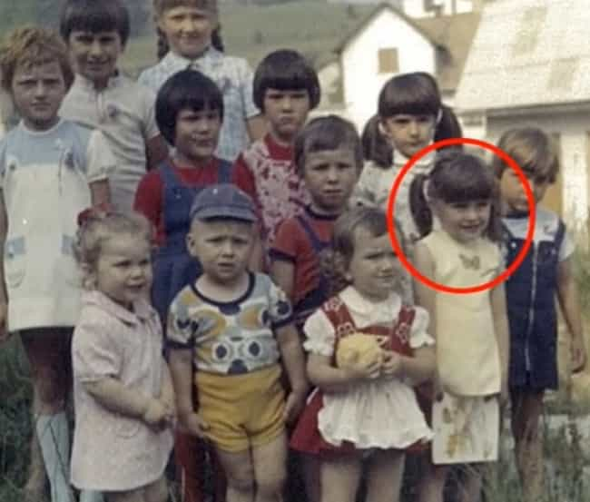 She Grew Up Working-Class In S... is listed (or ranked) 1 on the list Melania Trump's Childhood Was Just About As Weird As You'd Expect