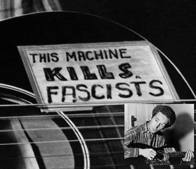 Guthrie Was No Stranger To Ame... is listed (or ranked) 1 on the list Woody Guthrie Wrote Songs About His Distaste For Fred Trump