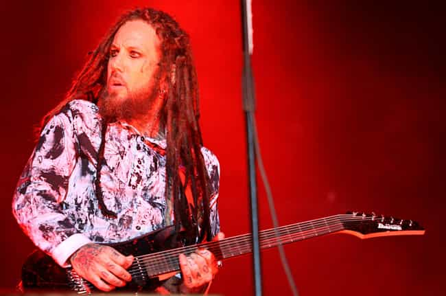Head Had A Tough Time As A Sin... is listed (or ranked) 2 on the list 20 Disturbing And Ridiculous Stories From Korn That Prove They Were Hardcore Dudes