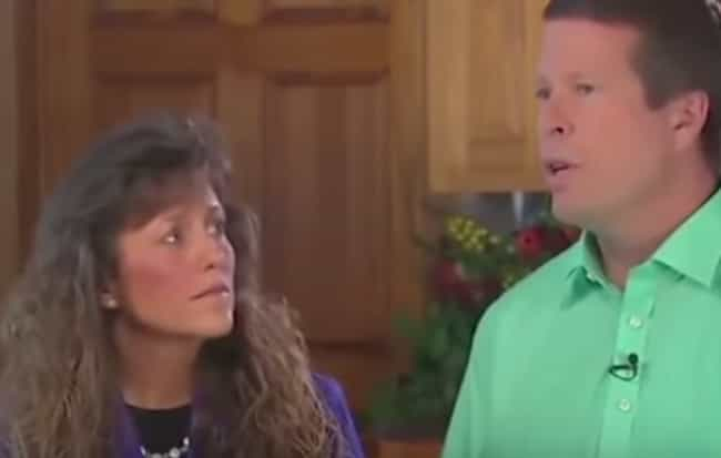 Michelle And Jim Bob May Have ... is listed (or ranked) 4 on the list The Duggars Are Waist Deep In Scandals You Probably Haven't Even Heard About Yet