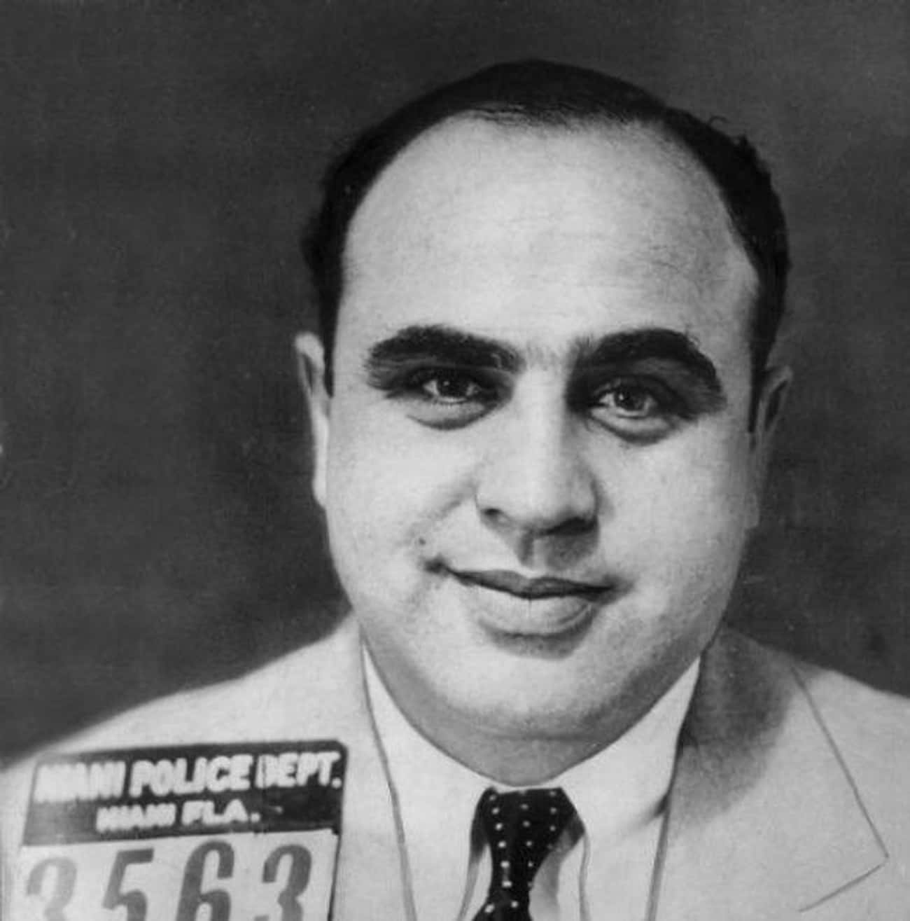 Capone Read Widely And Donated To Charity While Incarcerated