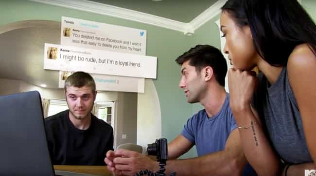 Most Of The Time, The Ca... is listed (or ranked) 3 on the list MTV's Catfish Is Catfishing People Into Thinking This Show Is Real - Here's How They Fake It