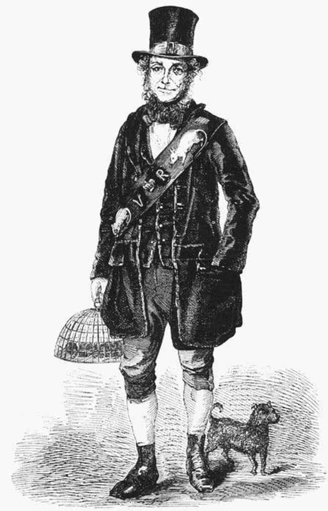 Rat-Catchers Bred 'Fancy&#... is listed (or ranked) 2 on the list Europe Used To Be So Filthy That Rat Hunters Were A Legitimate Job