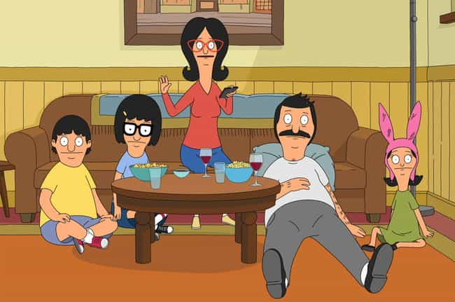 The Family Dynamics In Bob'... is listed (or ranked) 3 on the list 13 Reasons Bob's Burgers Is Objectively Way Better Than The Simpsons