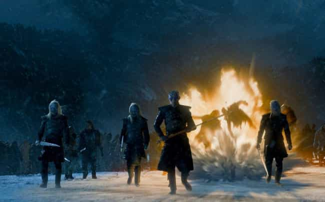 Is The Night King An Ancient S... is listed (or ranked) 2 on the list 16 Insanely Convincing Fan Theories About The Night King On Game Of Thrones