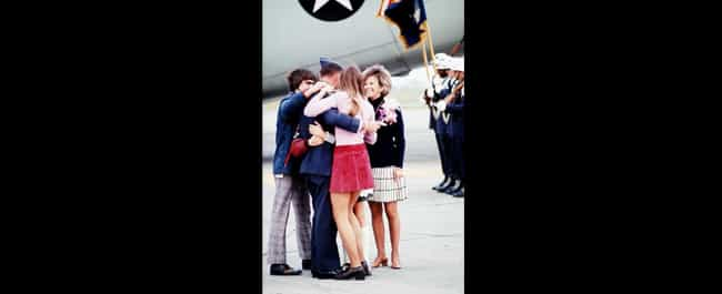 The Real Star Of The Photograp... is listed (or ranked) 3 on the list Heartwarming Photo Shows Vietnam Vet Reuniting With His Family - But There's No Happy Ending Here