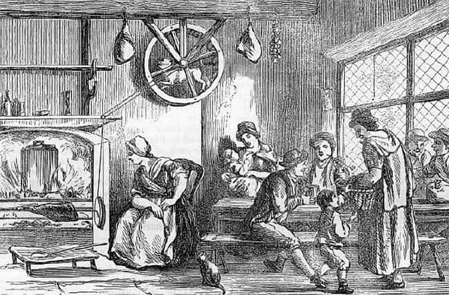 Turnspit Dogs Labored In Hot K... is listed (or ranked) 1 on the list Dogs Used To Be Tortured To Cook Food For Poor People