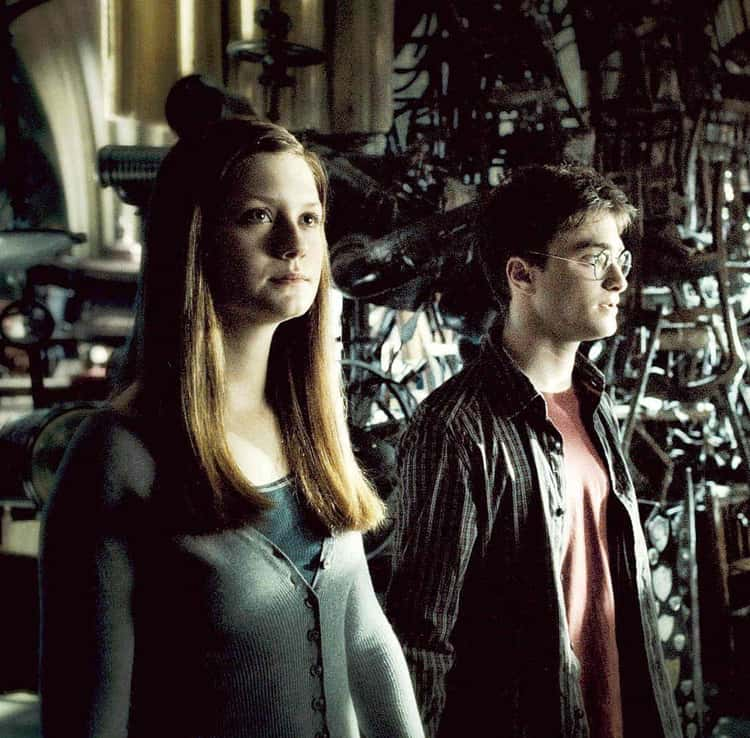 Ginny Weasley's Lack Of Personality