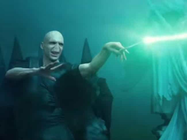 The Omission Of Voldemort's Pa... is listed (or ranked) 3 on the list Serious Harry Potter Fans Completely Freak Out Over These Parts Of The Movies