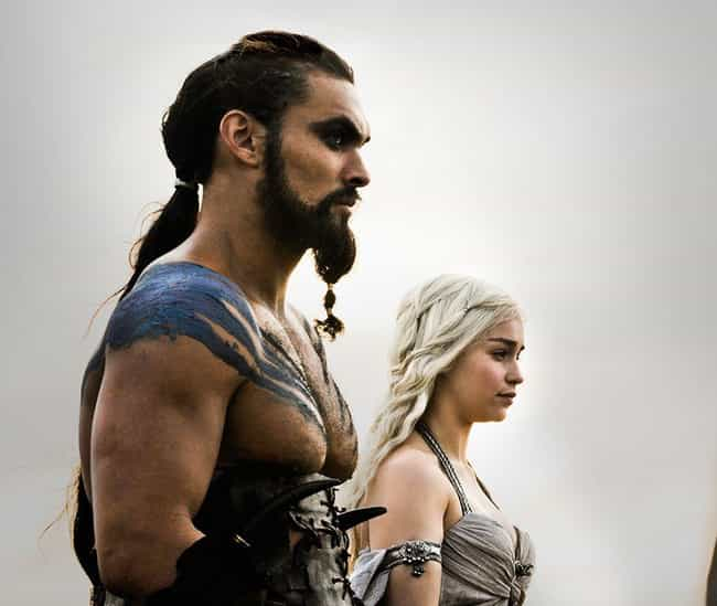 Daenerys Targaryen Murders Kha... is listed (or ranked) 4 on the list The Utterly Bizarre Original Ending To Game Of Thrones, And What It Means For The Show's Future