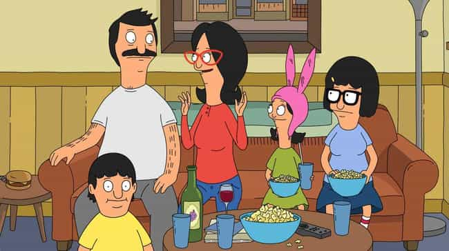 All Of The Main Characters Are... is listed (or ranked) 2 on the list 13 Reasons Bob's Burgers Is Objectively Way Better Than The Simpsons