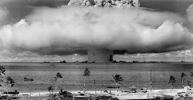 The Dome Is Disintegrati... is listed (or ranked) 4 on the list There Is A Giant Nuclear Ticking Time Bomb Waiting To Blow In The Middle Of The Pacific Ocean