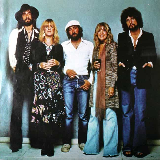 John And Christine McVie... is listed (or ranked) 1 on the list All Of The Affairs And Backstabbing Behind Fleetwood Mac's 'Rumours'
