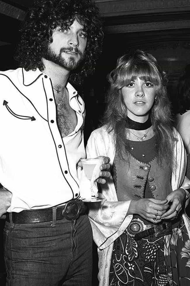 "Lindsey Buckingham And Stevie ... is listed (or ranked) 2 on the list All Of The Affairs And Backstabbing Behind Fleetwood Mac's ""Rumours"""