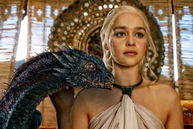 A Metric Ton Of Babies Are Nam... is listed (or ranked) 3 on the list 9 Mind-Melting Ways You Didn't Realize Game Of Thrones Has Invaded The Real World
